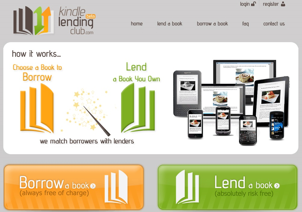 Kindle Lending Club