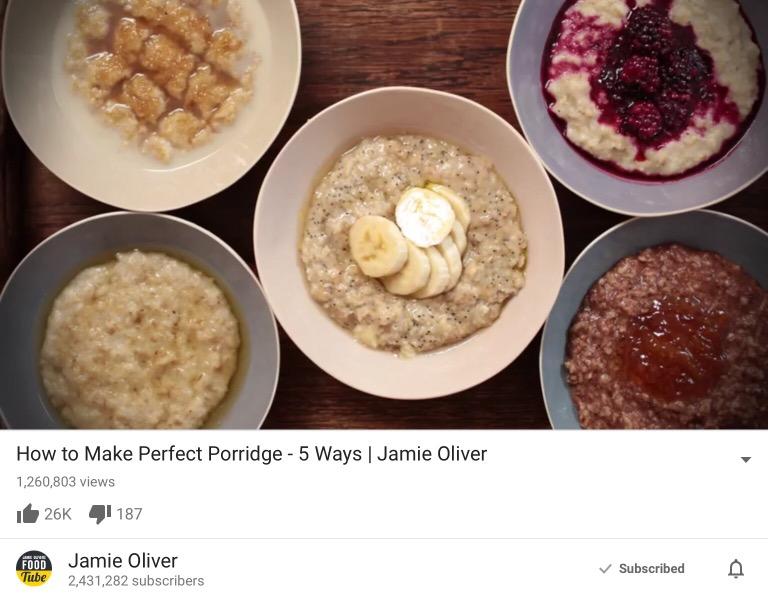 How To Make The Perfect Porridge Fitgeekgirl