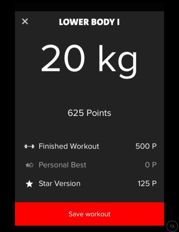 Freeletics Gym: Lower Body 1
