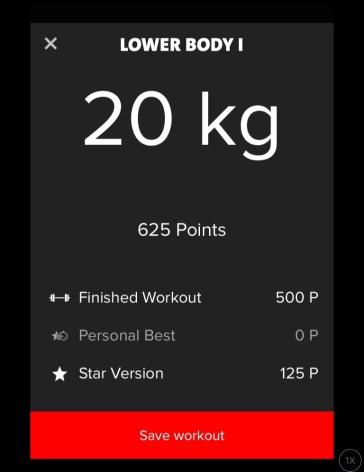 Freeletics Gym: Lower Body 1