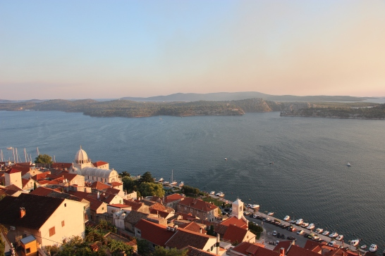 View from St. Michael's Fortress