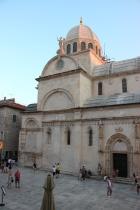 The Cathedral of St James in Šibenik