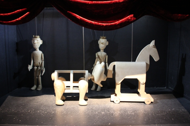 Museum of puppetry