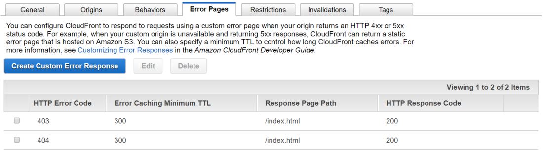 AWS_error_messages